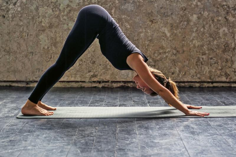 Hallo Yoga Tschuss Krankheit Top Magazin