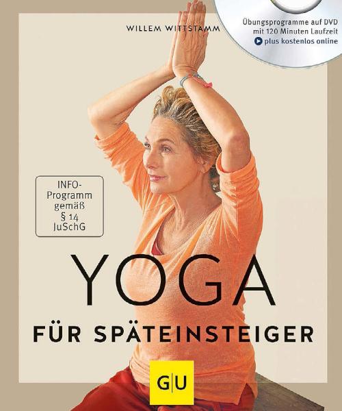 Hallo Yoga! Tschüss, Krankheit...